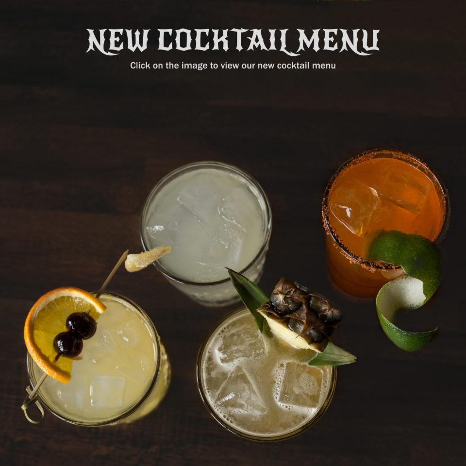 Cocktail menu web